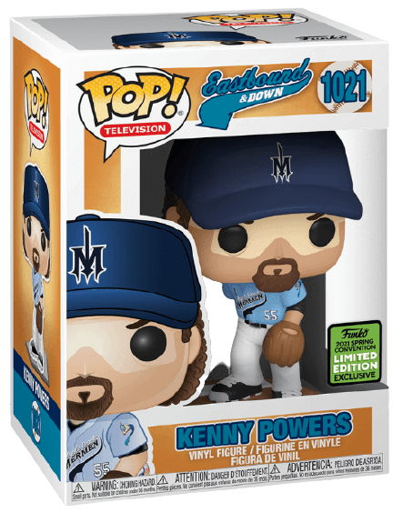 Eastbound & Down - ECCC Kenny Powers Pop! Vinyl