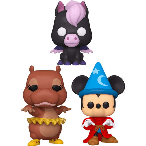 Fantasia - Pop! Vinyl Bundle