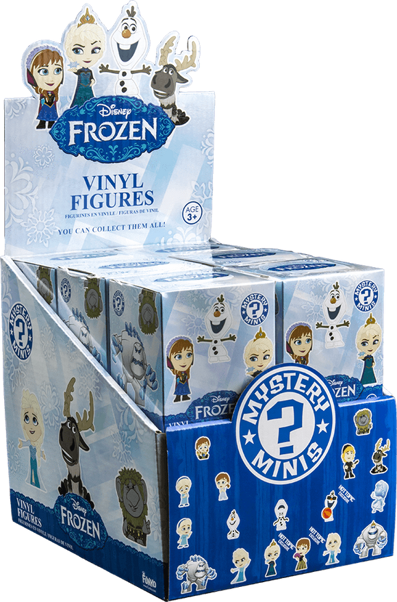 Frozen - Mystery Minis (Hot Topic) Case of 12