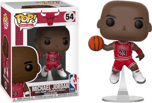 NBA Basketball - Michael Jordan Chicago Bulls Pop! Vinyl
