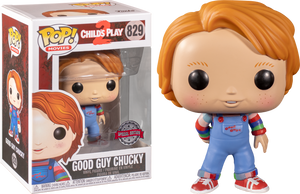Child's Play - Good Guy Chucky Pop! Vinyl - Prolectables NZ