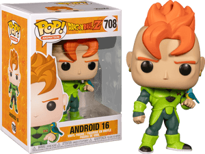 Dragon Ball Z -  Android 16 Pop! Vinyl
