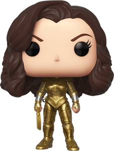 Wonder Woman: 1984 - Wonder Woman Gold No Wings  Pop! Vinyl
