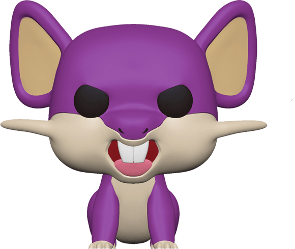 Pokemon - Rattata Pop! Vinyl
