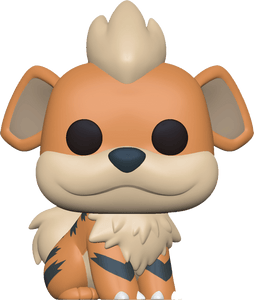 Pokemon - Growlithe Pop! Vinyl