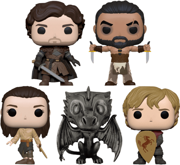 Game of Thrones - Pop! Vinyl Bundle