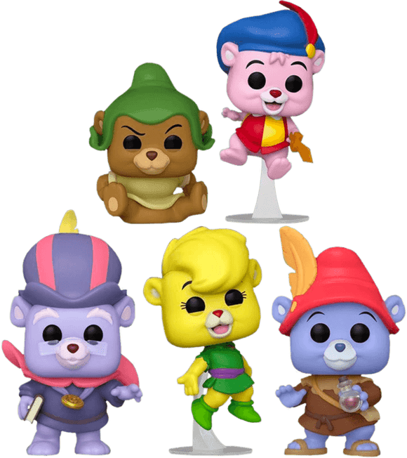 Adventures of the Gummi Bears - Pop! Vinyl Bundle