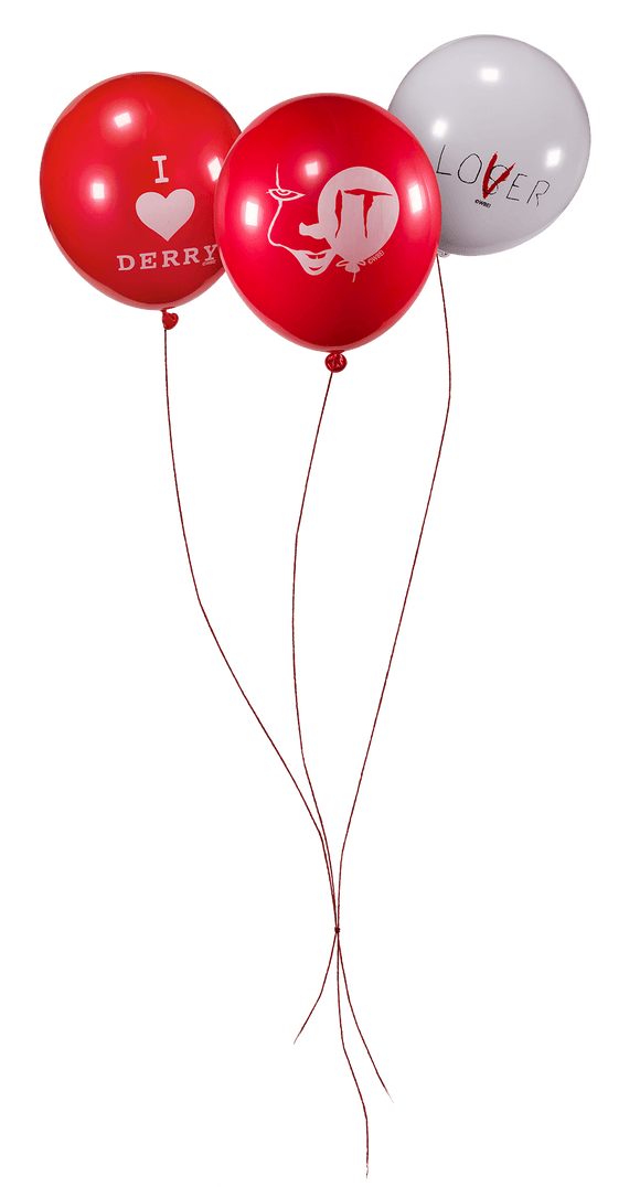 It (2017) - Balloon Set (Pack of 15)