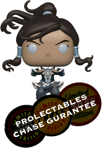 The Legend of Korra - Korra Chase Bundle