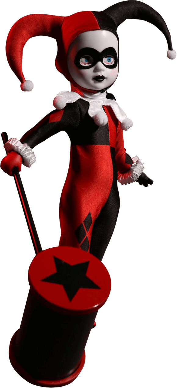 LDD Presents - Harley Quinn Doll