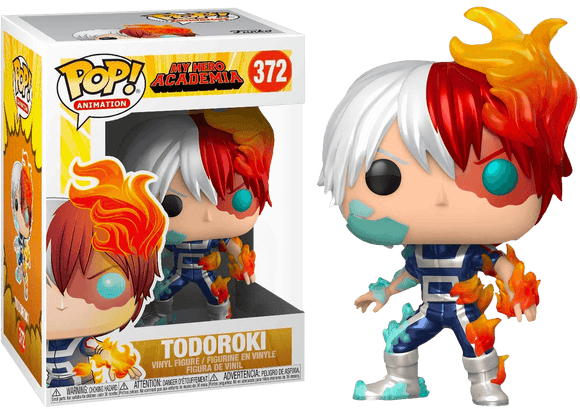 My Hero Academia - Todoroki Metallic Pop! Vinyl