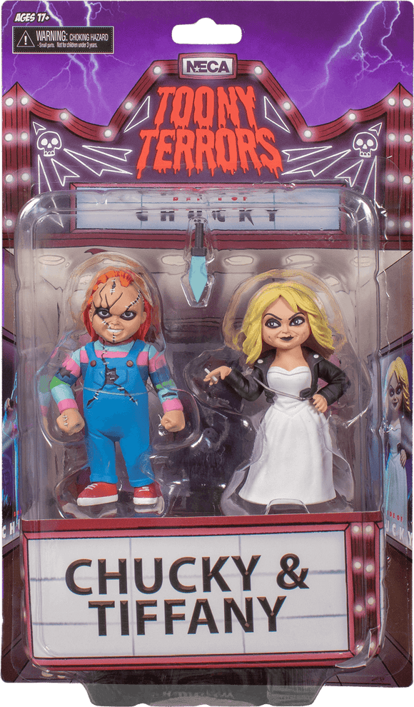 Toony Terrors - Bride of Chucky 6