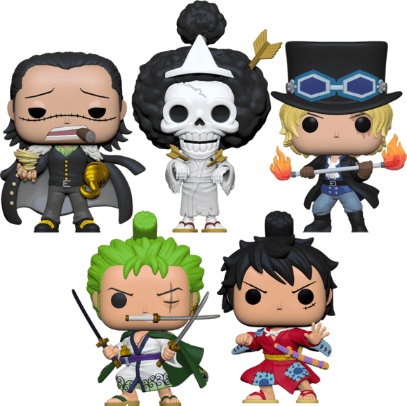 One Piece - Funko Fair Bundle