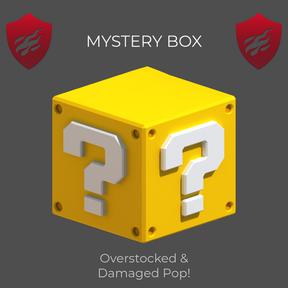 Pop! Mystery Box - Overstocked & Damaged
