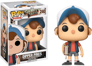 Prolectables - Gravity Falls - Dipper Pines  Pop! Vinyl