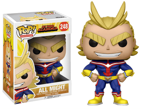 Prolectables - My Hero Academia - All Might Pop! Vinyl