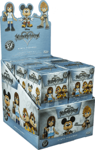 Prolectables - Kingdom Hearts - Mystery Minis Case of 12
