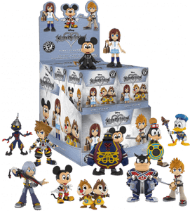 Prolectables - Kingdom Hearts - Mystery Minis Toys R Us  Case of 12
