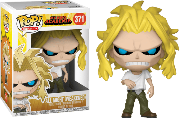 Prolectables - My Hero Academia - All Might (Weakened) Pop! Vinyl