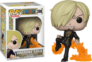 Prolectables - One Piece - Vinsmoke Sanji Pop! Vinyl