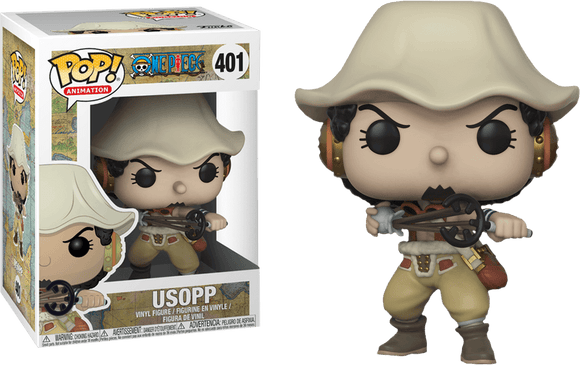 Prolectables - One Piece - Usopp Pop! Vinyl