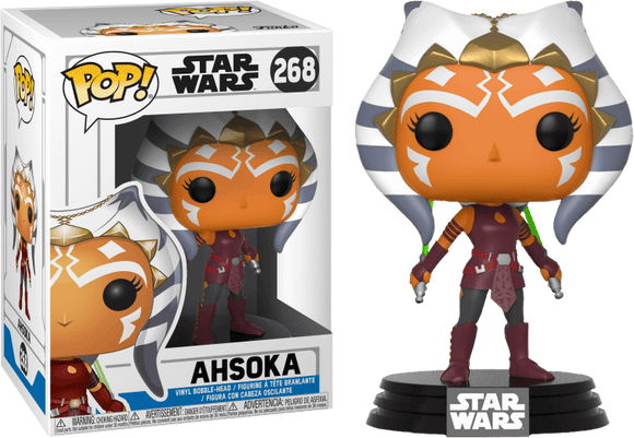 Prolectables - Star Wars: Clone Wars - Ahsoka Pop! Vinyl