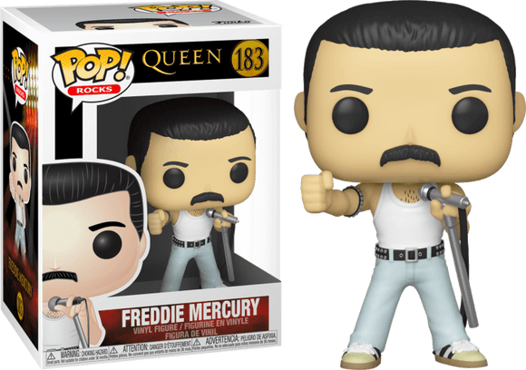 Prolectables - Queen - Freddie Mercury Radio Gaga Pop! Vinyl