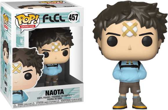 Prolectables - FLCL - Naota Pop! Vinyl