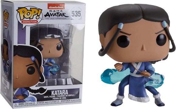 Prolectables - Avatar The Last Airbender - Katara Pop! Vinyl