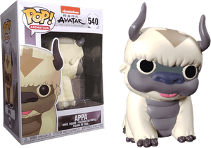 Prolectables - Avatar The Last Airbender - Appa Pop! Vinyl