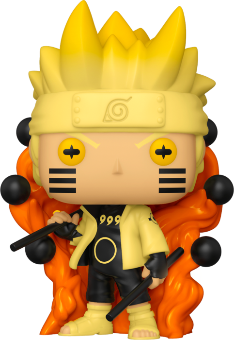 Prolectables - Naruto: Shippuden - Naruto 6 Path Sage Glow Specialty Store Exclusive Pop! Vinyl