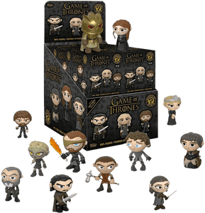 Prolectables - Game of Thrones - Season 10 Mystery Minis Case of 12
