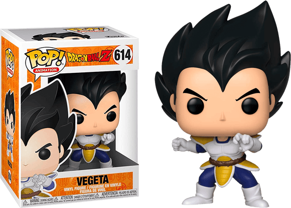Prolectables - Dragon Ball Z - Vegeta Pose Pop! Vinyl
