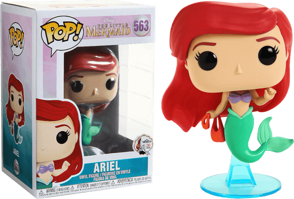 Prolectables - The Little Mermaid - Ariel with Bag Pop! Vinyl