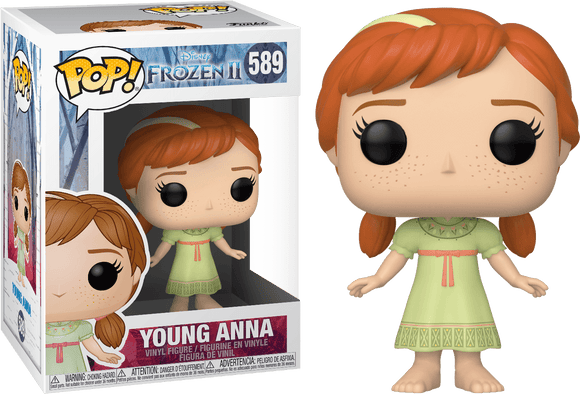 Prolectables - Frozen II - Young Anna Pop! Vinyl