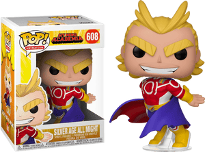 Prolectables - My Hero Academia - All Might (Silver Age) Pop! Vinyl