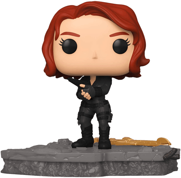 Prolectables - Avengers - Black Widow (Assemble)  Pop! Deluxe