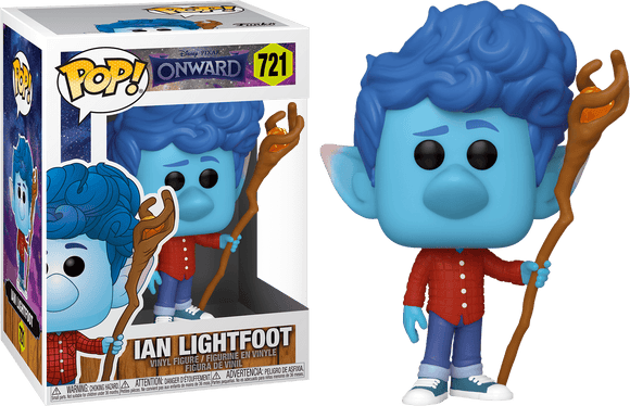 Prolectables - Onward - Ian Lightfoot Pop! Vinyl