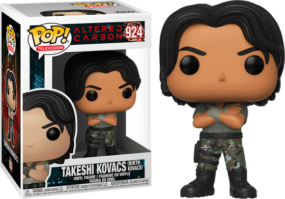 Prolectables - Altered Carbon - Takeshi Kovacs (Birth Kovacs) Pop! Vinyl