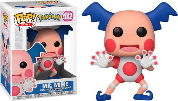Prolectables - Pokemon - Mr Mime Pop! Vinyl