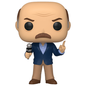 Prolectables - SpiderMan: Far From Home - J. Jonah Jameson  Pop! Vinyl