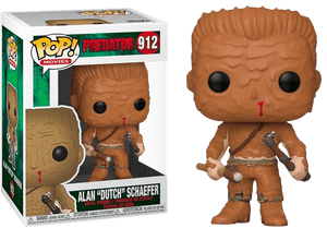 "Prolectables - Predator - Alan ""Dutch"" Schaefer in Mud  Pop! Vinyl"