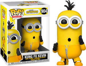 Prolectables - Minions 2: Rise of Gru - Kevin Kung Fu Pop! Vinyl