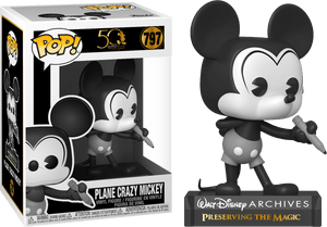 Prolectables - Disney Archives - Plane Crazy Mickey Pop! Vinyl