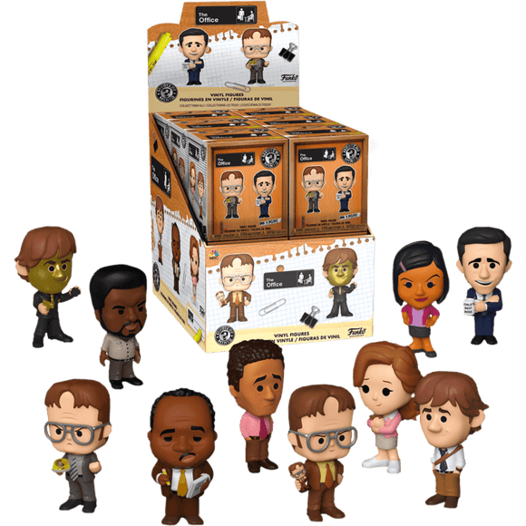 Prolectables - The Office - Mystery Minis Case of 12