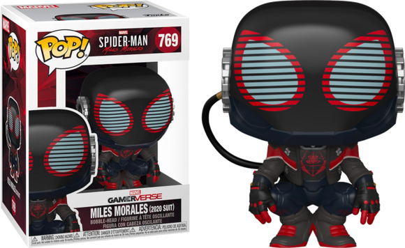 Prolectables - Marvel's Spider-Man: Miles Morales - 2020 Suit Pop! Vinyl