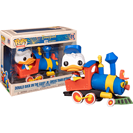 Prolectables - Disneyland 65th Anniversary - Donald in Train Engine Pop! Vinyl