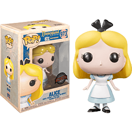 Prolectables - Disneyland 65th Anniversary - Alice  Pop! Vinyl