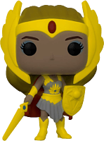 Prolectables - Masters of the Universe - She-Ra Classic Glow  Pop! Vinyl