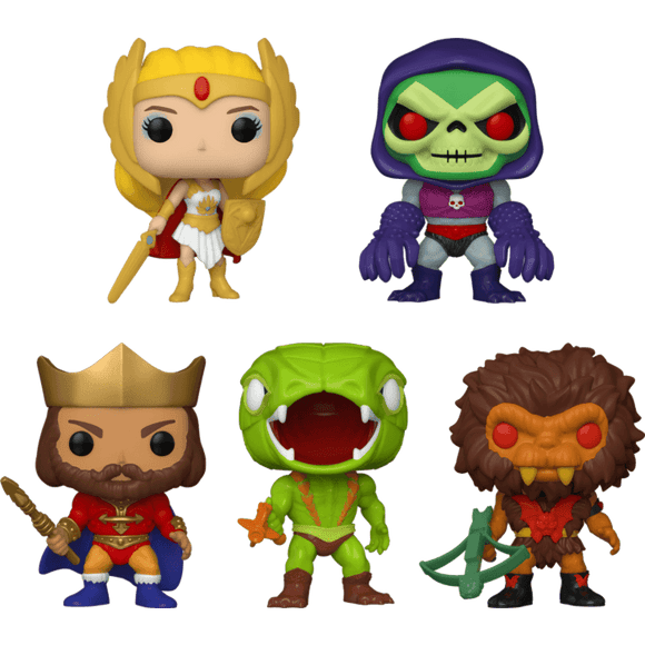 Prolectables - Masters of the Universe - Kobra Khan Pop! Vinyl